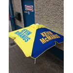 Kevin McManus Rails Bookmakers Square Racecourse Rails Umbrella Extra Strong Steel Tube Ribs ... www.DiscountTillRolls.ie