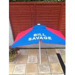 Bill Savage Rails Bookmakers Square Racecourse Rails Umbrella Extra Strong Steel Tube Ribs ... www.DiscountTillRolls.ie