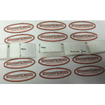 DYMO 11355 Multi Purpose Labels 19x51mm  .. www.DiscountTillRolls.ie