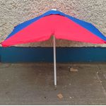 Rails Bookmakers Red/Blue Racecourse Umbrella ... www.DiscountTillRolls.ie