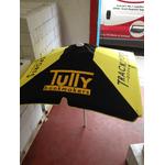 Tracksports Rails Bookmakers Square Black / Yellow Racecourse Umbrella ... www.DiscountTillRolls.ie