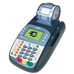 Hypercom Optimum T4100 Credit Card Rolls ..  www.DiscountTillRolls.ie